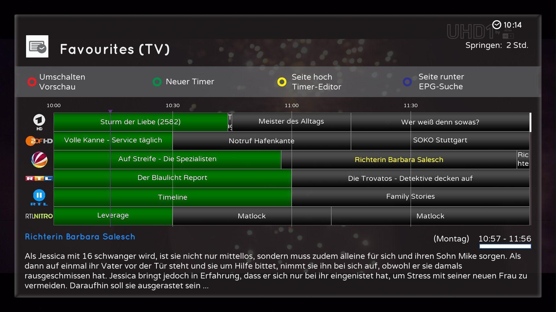 VTi 11.0 Image passend zum Start der VU+ Uno 4K erschienen 21