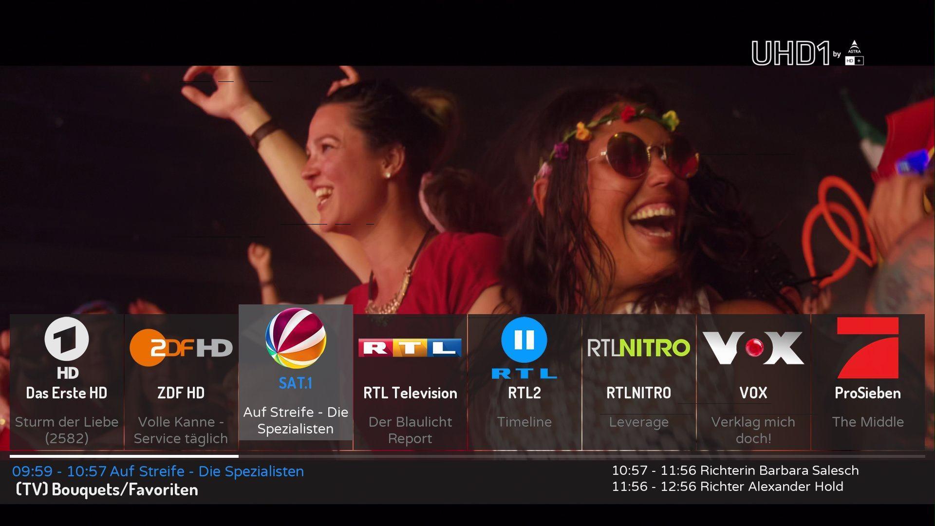VTi 11.0 Image passend zum Start der VU+ Uno 4K erschienen 19