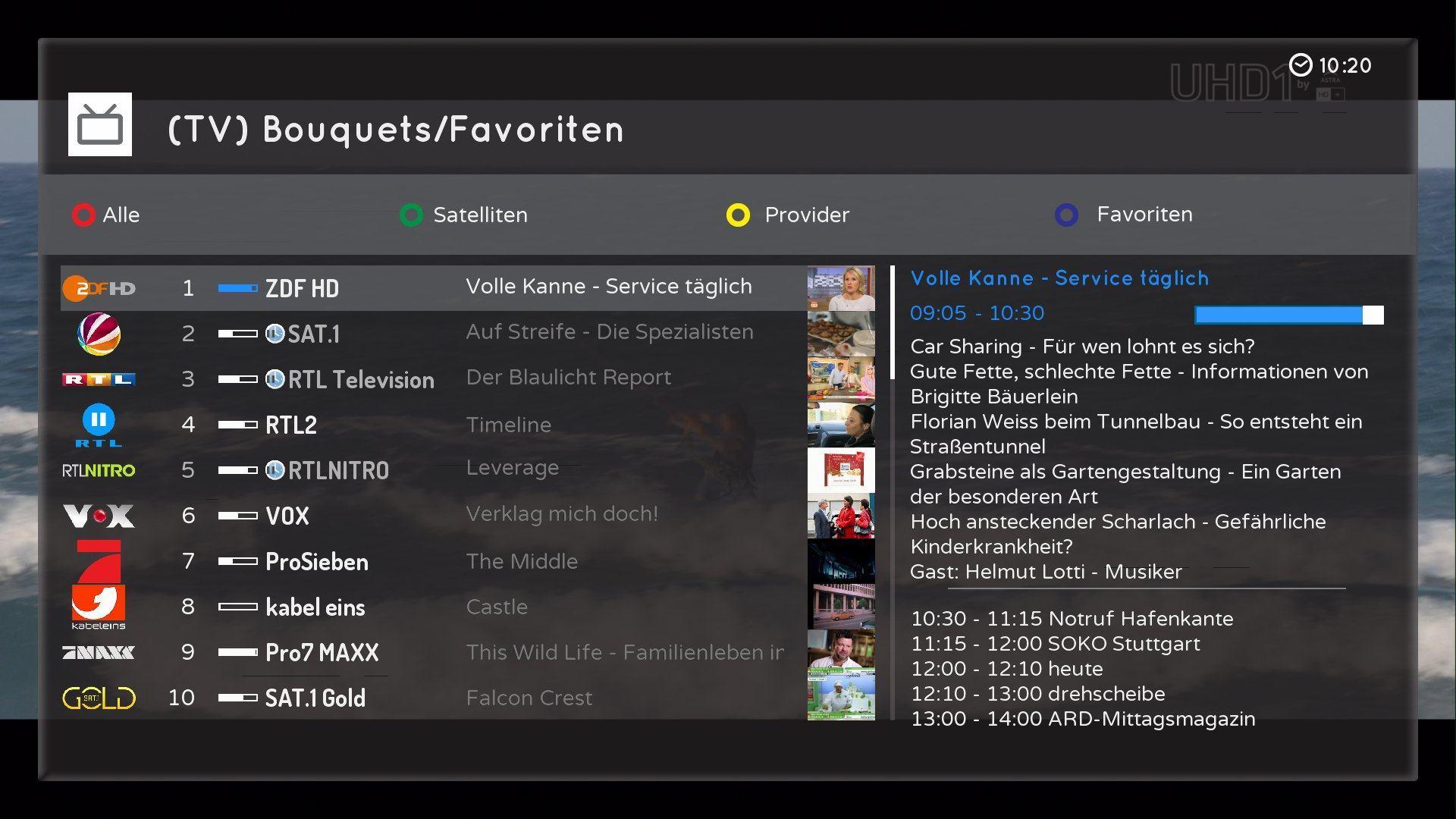 VTi 11.0 Image passend zum Start der VU+ Uno 4K erschienen 17