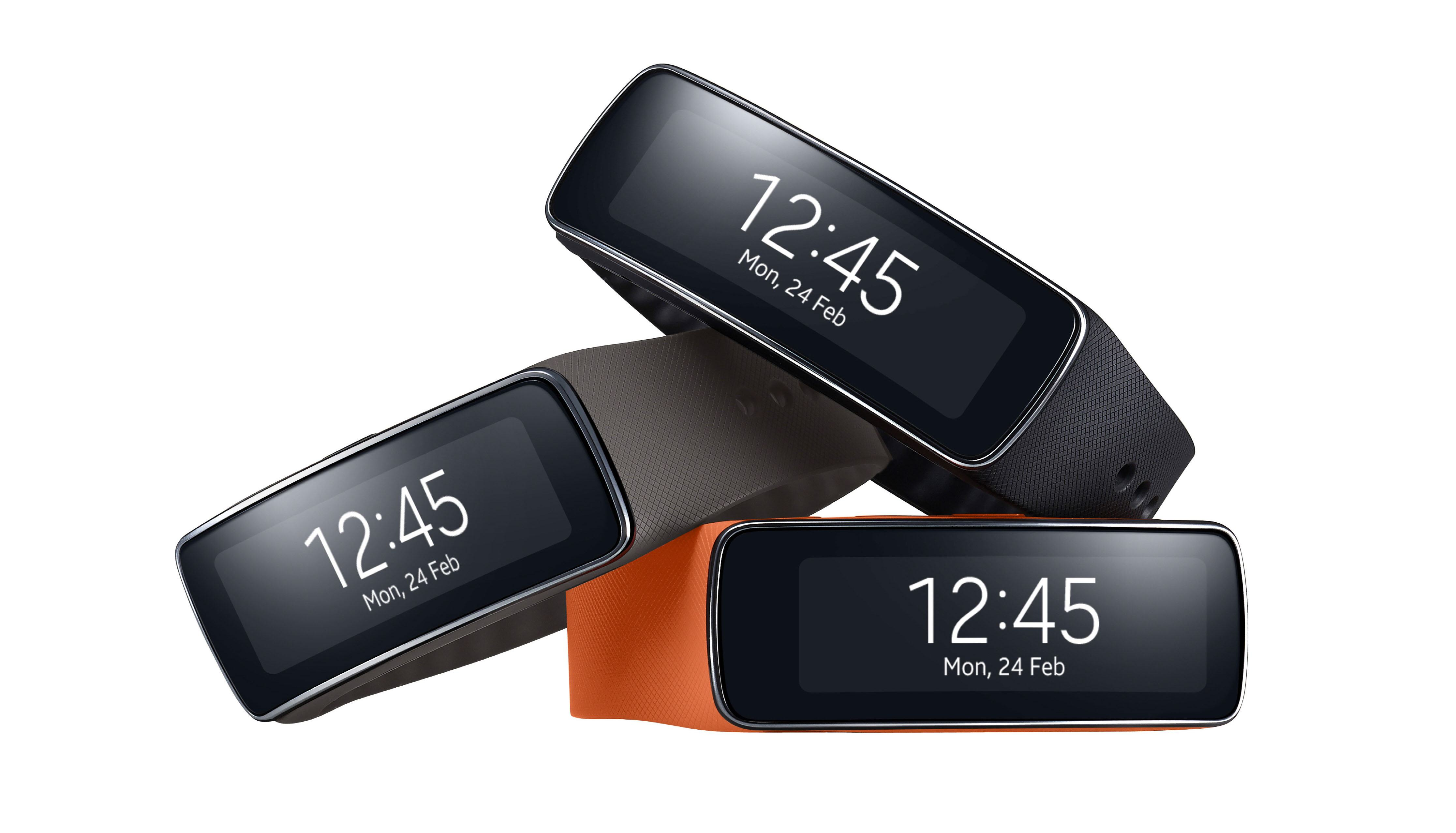 Updated Samsung Gear Fit 2 leaked alongside Gear IconX   TalkAndroid ...