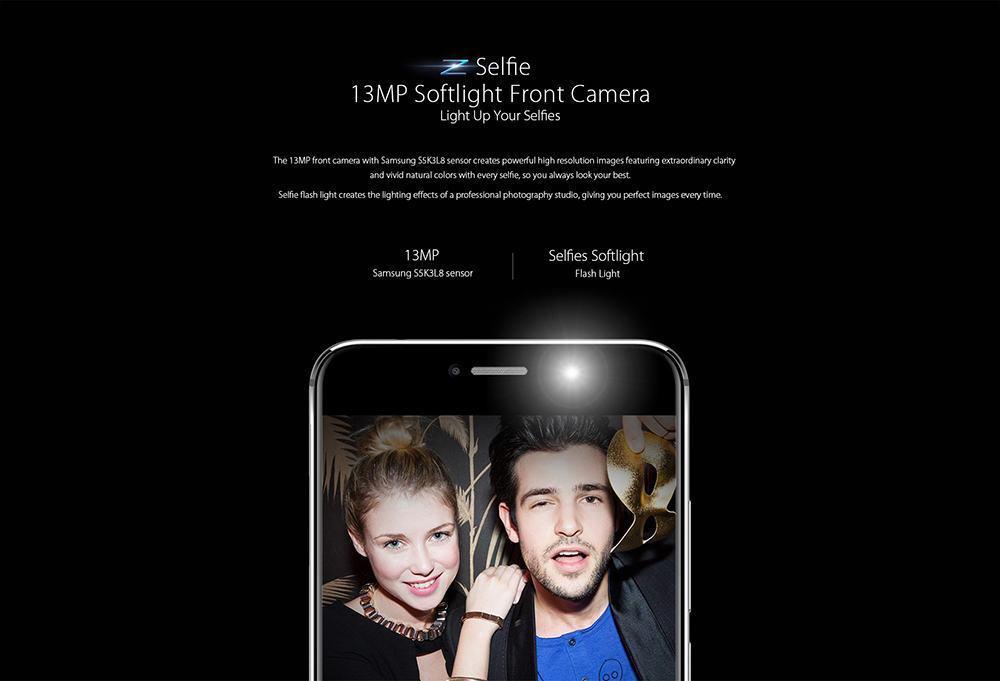UMi Z 4G: brandneue Helio X27 mit 10 Zehn Kernen & Selfie-Ambitionen