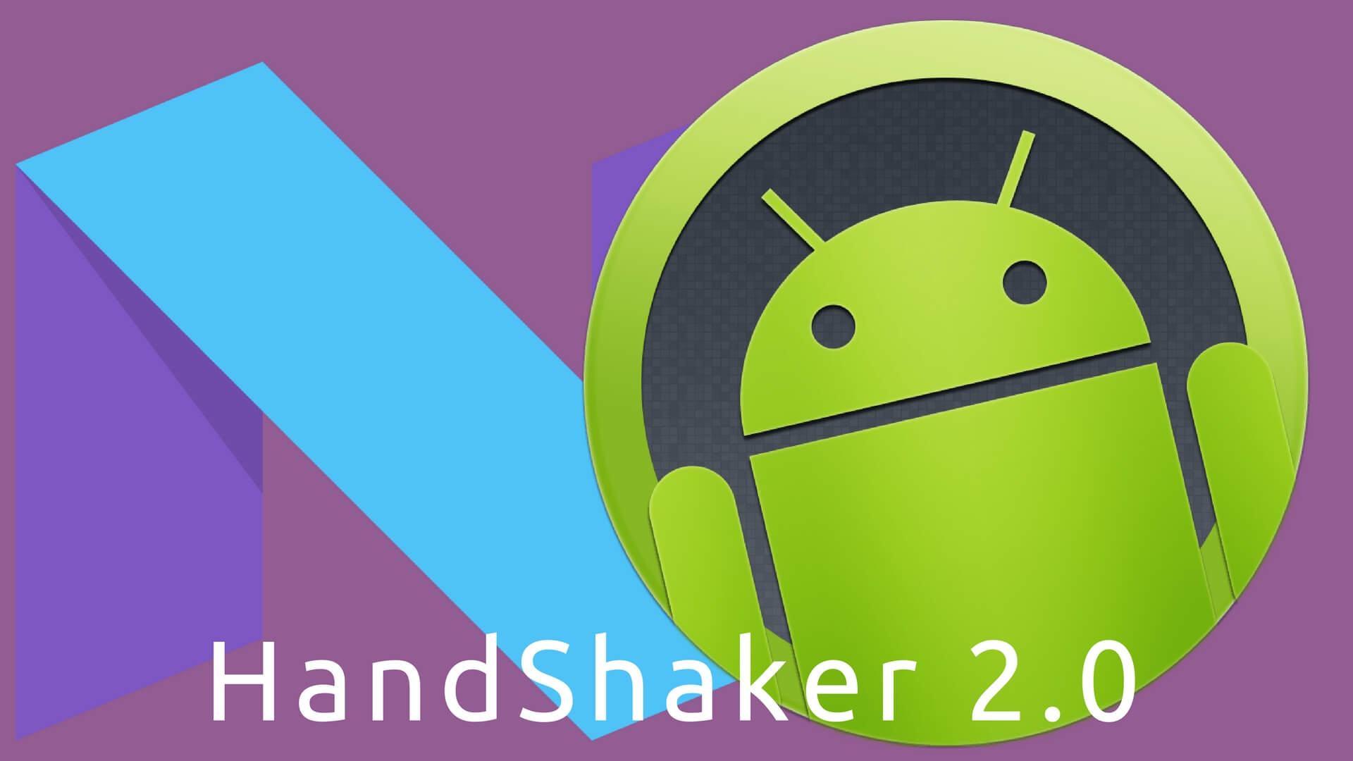 HandShaker 2 Mac