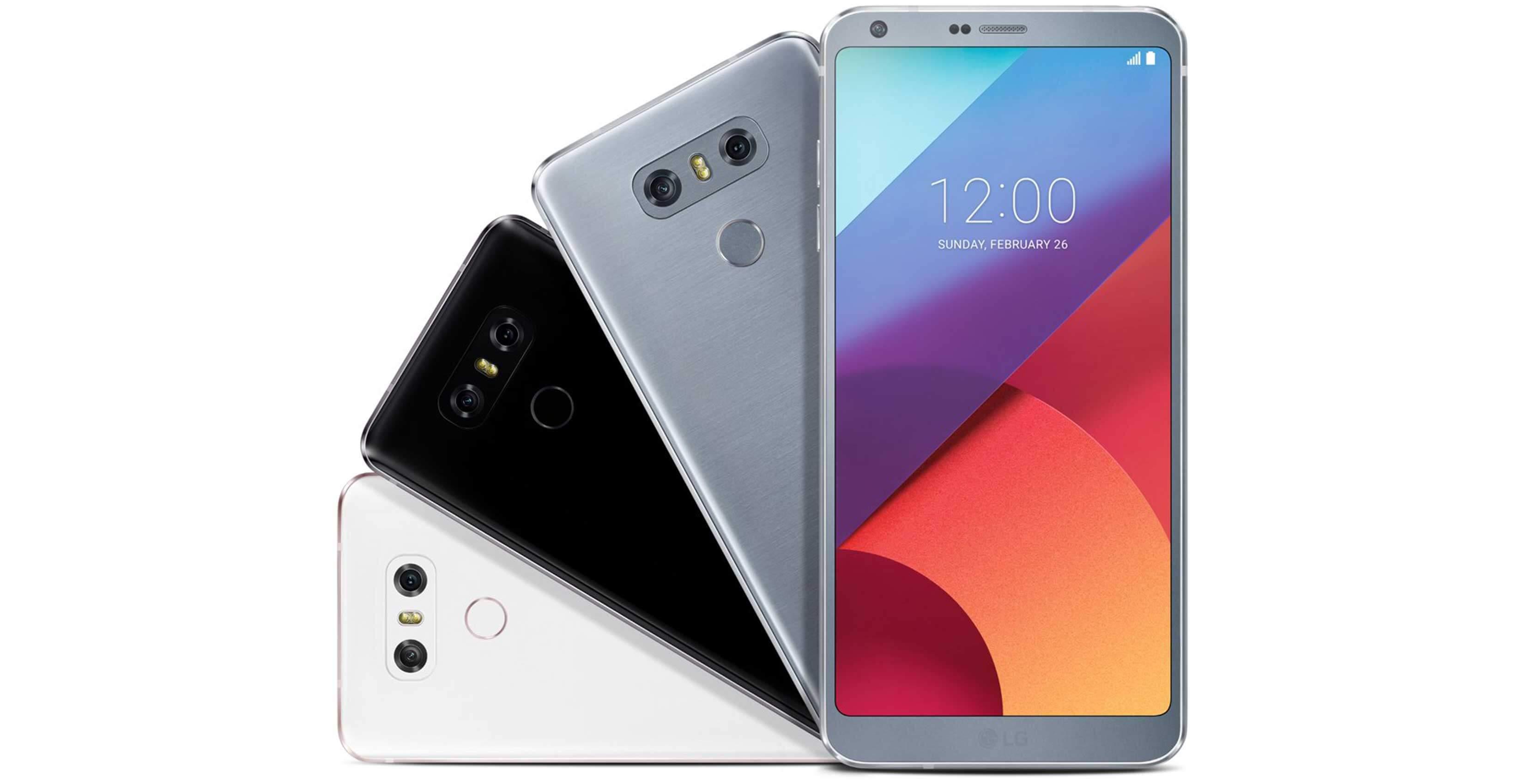 LG G6: Modular war gestern