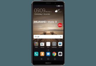 HUAWEI Mate 9, Smartphone, 64 GB, 5.9 Zoll, Grau, LTE