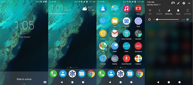 Die besten Themes für das Huawei Mate 9 und EMUI 5