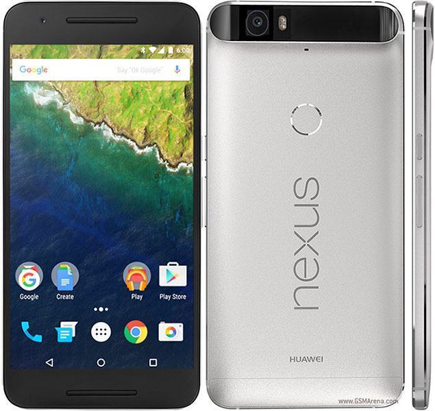 Huawei Nexus 6P pictures, official photos