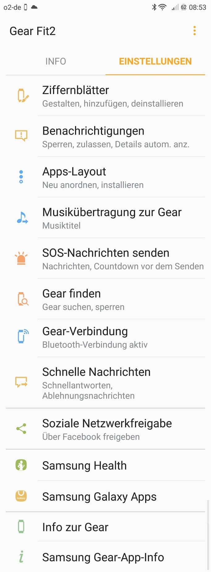 Gear Fit 2 Update R360XXU1DQE6 gestartet: SOS-Nachrichten und Standort-Tracking hinzugefügt 9 techboys.de • smarte News, auf den Punkt! Gear Fit 2 Update R360XXU1DQE6 gestartet: SOS-Nachrichten und Standort-Tracking hinzugefügt