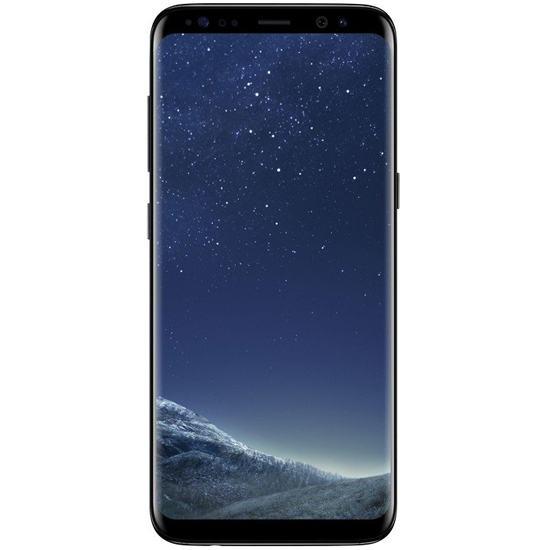 Samsung Galaxy S8 (G950F) - 64 GB - Schwarz