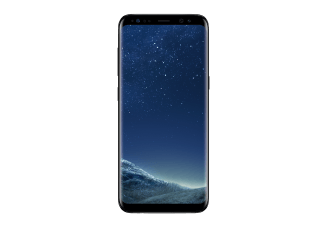 SAMSUNG Galaxy S8, Smartphone, 64 GB, 5.8 Zoll, Midnight Black, LTE