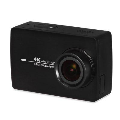 YI II International Version WiFi 4K Sports Action Camera