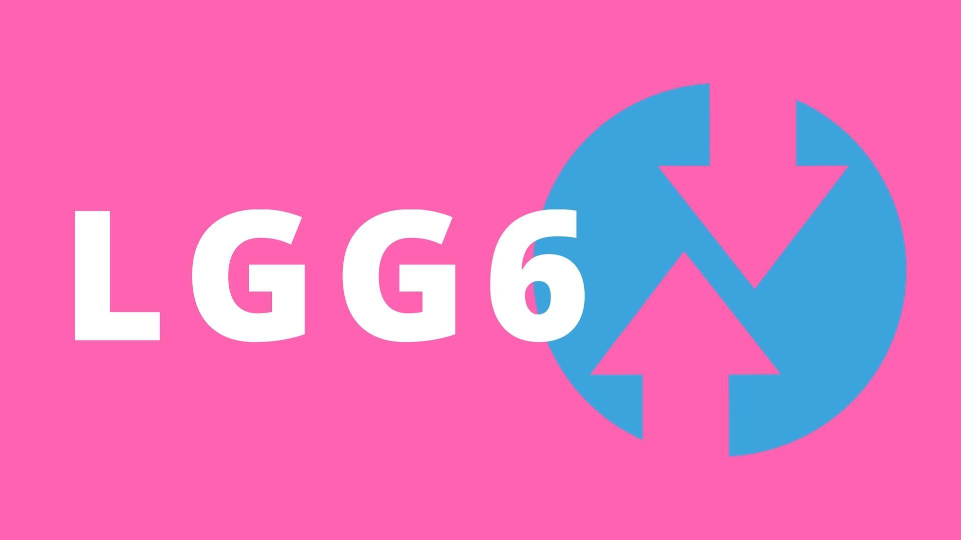 LG G6 Recovery: TWRP nun offiziell erhältlich