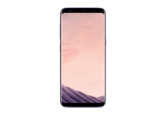 SAMSUNG Galaxy S8, Smartphone, 64 GB, 5.8 Zoll, Orchid Grey, LTE