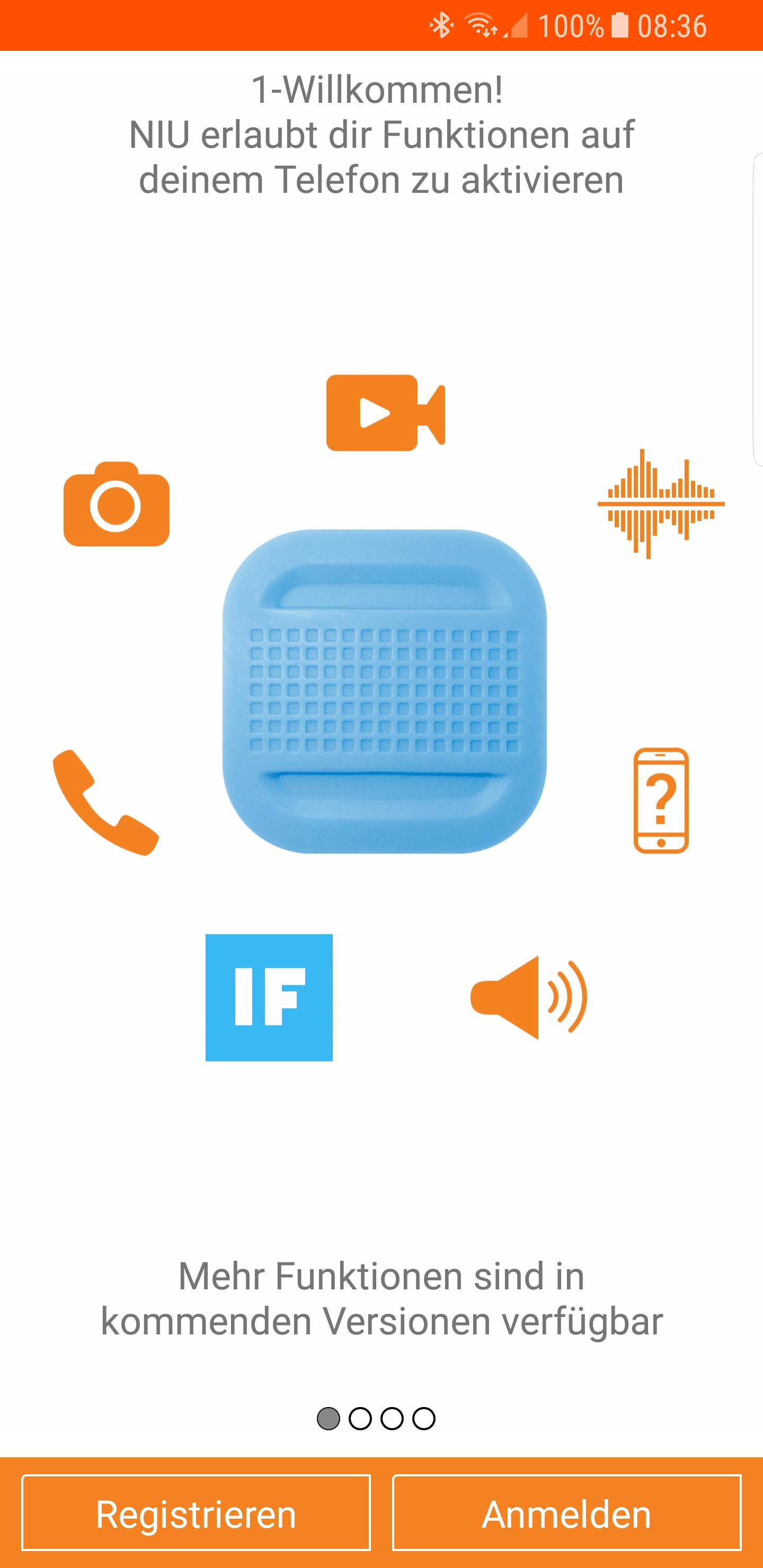 NIU Smart Buttons: Smart Home auf Knopfdruck