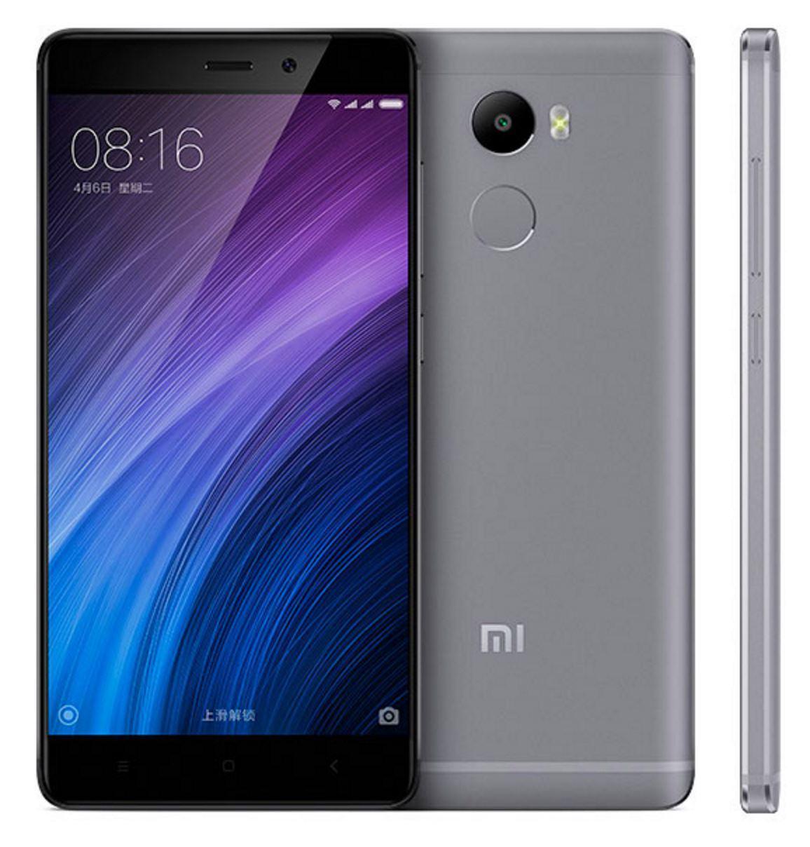 Xiaomi Redmi 4X - Aus China, aber mit LTE Band 20