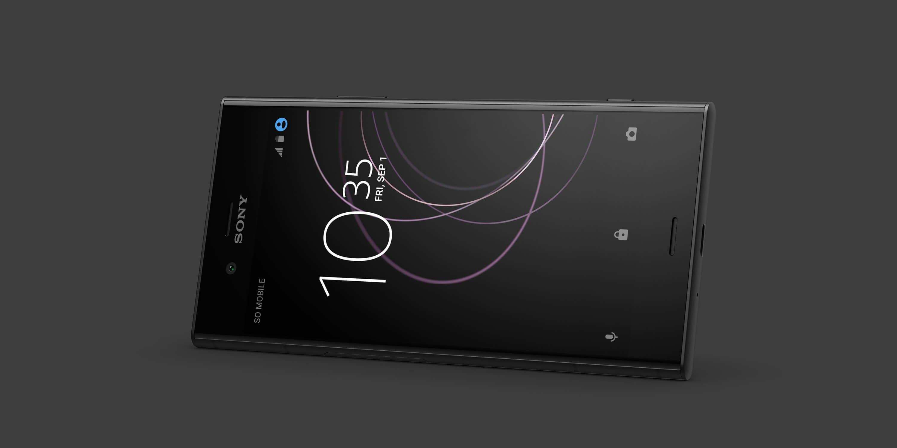 IFA 2017: Sony Xperia XZ1 und XZ1 Compact mit 3D Scan-Funktion 2