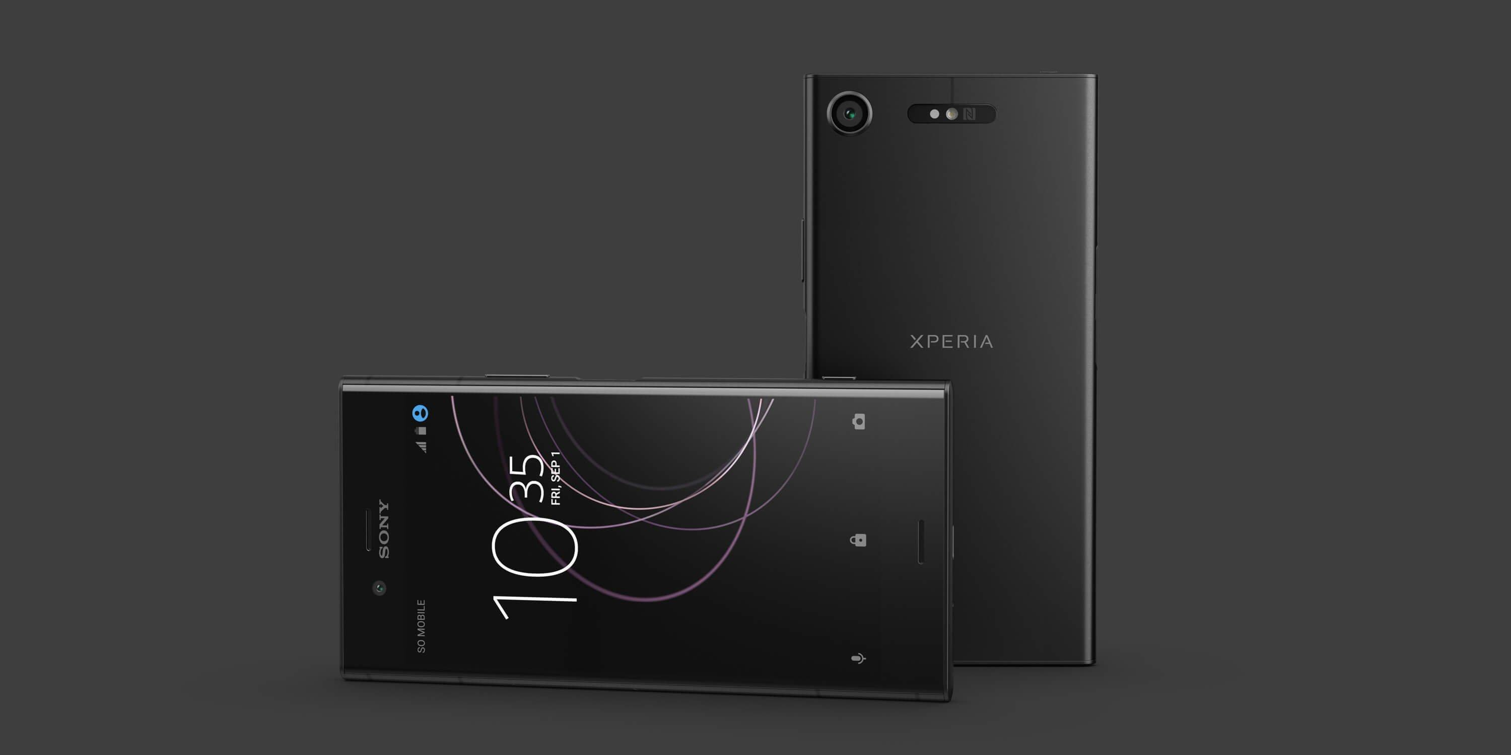IFA 2017: Sony Xperia XZ1 und XZ1 Compact mit 3D Scan-Funktion 3