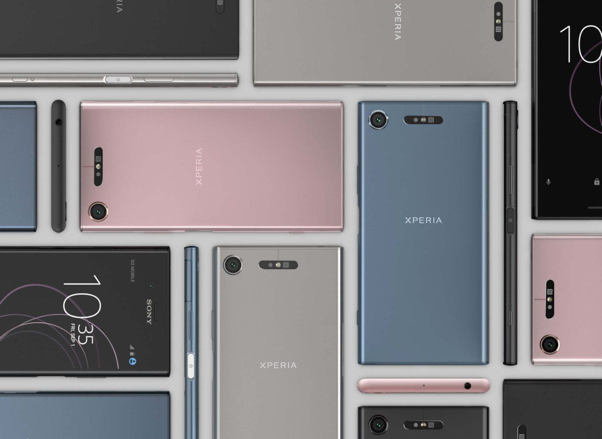 IFA 2017: Sony Xperia XZ1 und XZ1 Compact mit 3D Scan-Funktion
