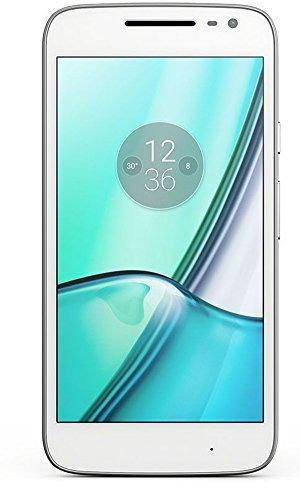 Lenovo Moto G4 Play Smartphone (12,7 cm (5 Zoll) 16 GB, Android) weiß (Dual SIM)
