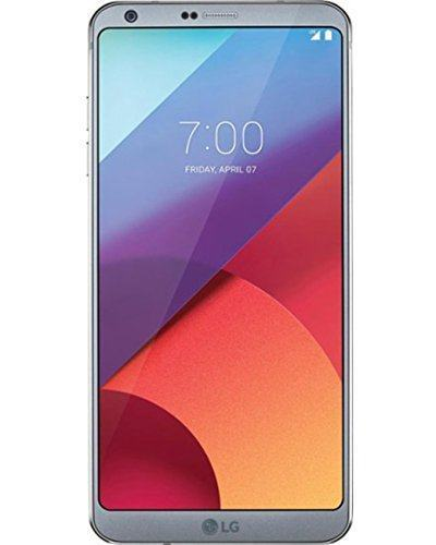 """LG G6 (H870DS) 4GB/64GB - Dual SIM [Android 7.0, 5.7"""" IPS LCD, Dual 13.0MP, 3300mAh battery] (Ice Platinum)"""