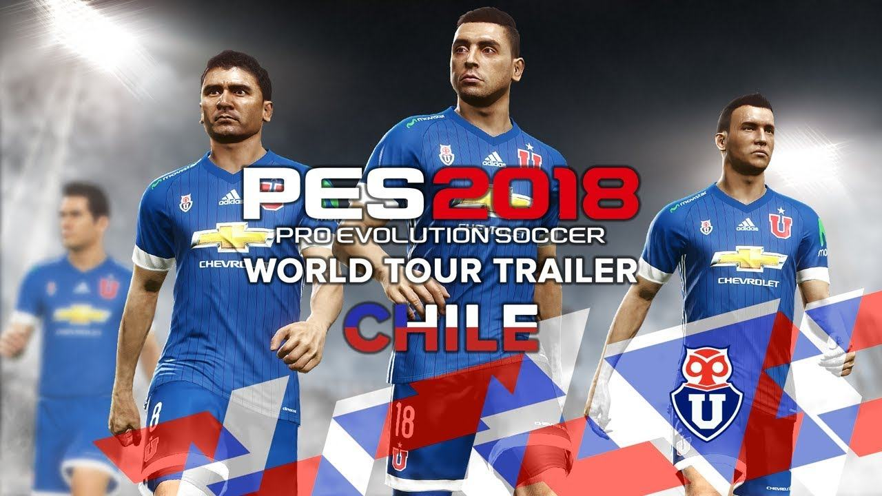 PES 2018: Fulham FC, Colo Colo und Universidad de Chile als Kooperationspartner angekündigt