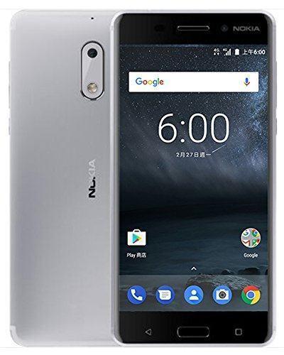 Nokia 6 Dual SIM 64GB Silver