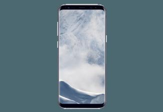 SAMSUNG Galaxy S8+, Smartphone, 64 GB, 6.2 Zoll, Arctic Silver, LTE