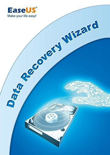 EaseUS Data Recovery Wizard Pro / Windows / CD Version