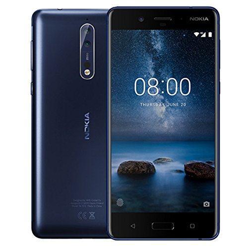 Nokia 8 Azul Dual SIM
