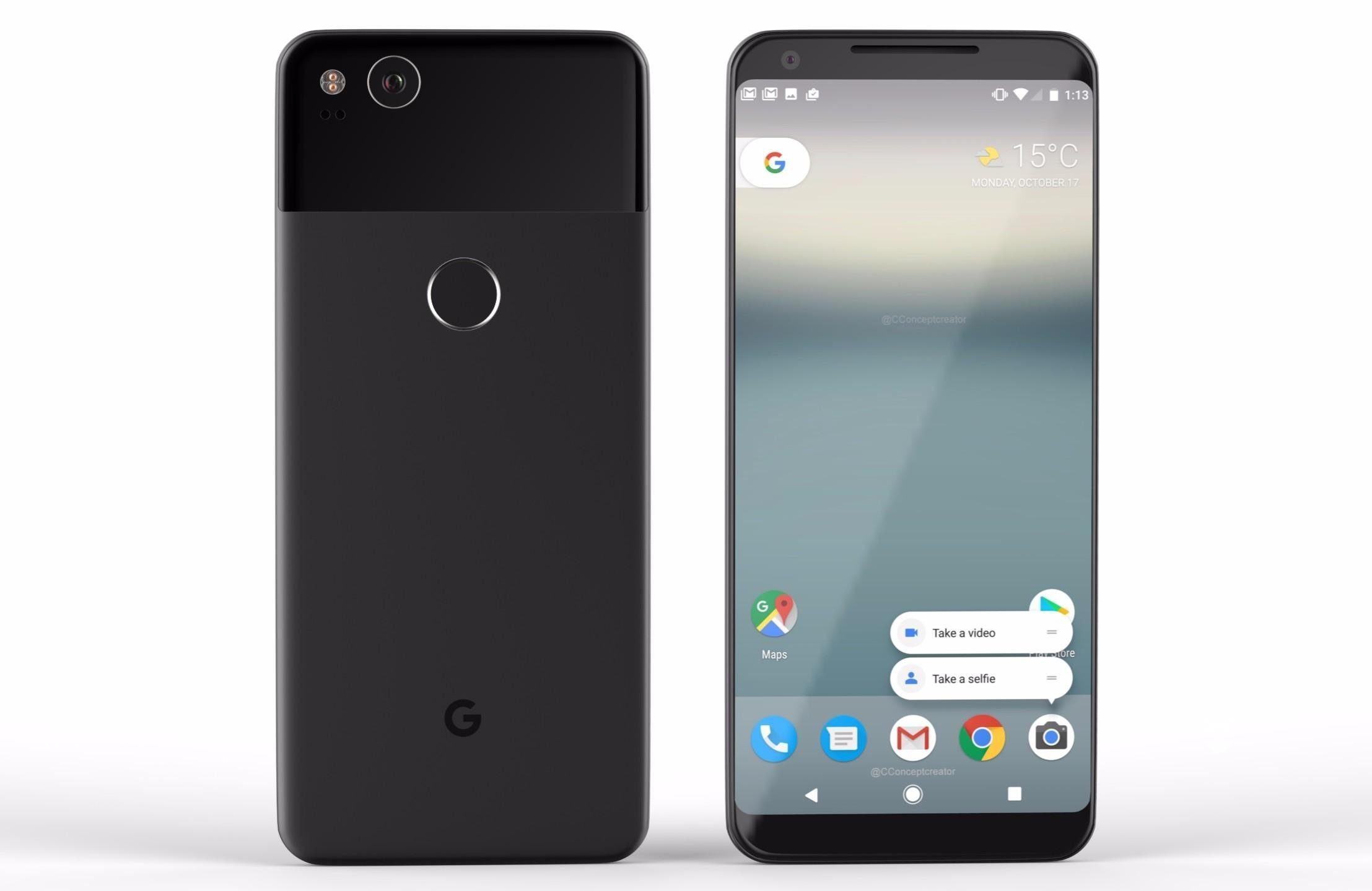 Google Pixel 2 mit besserer Kamera als iPhone 8 und Galaxy Note 8