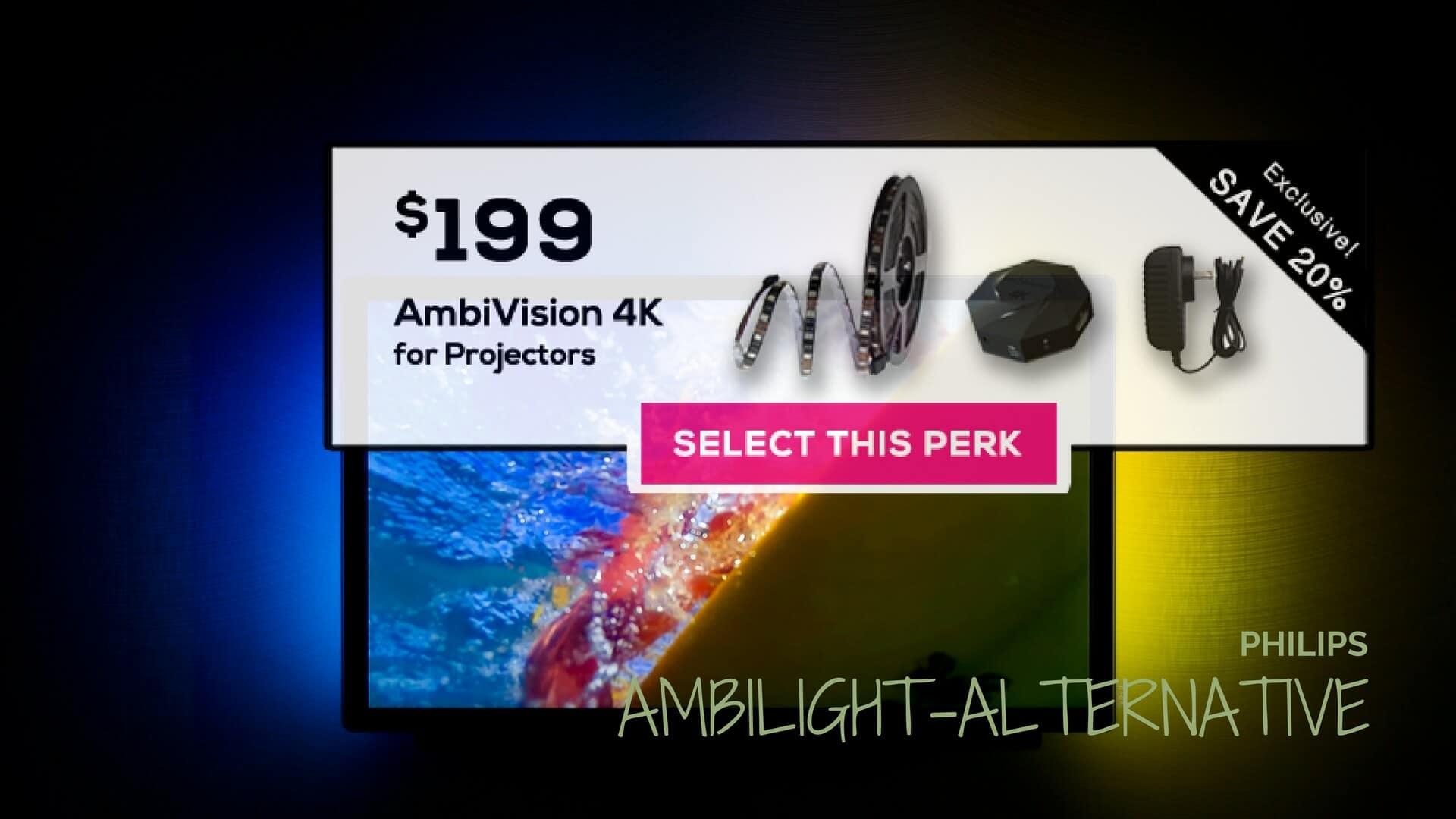 AmbiVision 4K - ambitionierte Indiegoogo-Kampagne abermals verschoben-2