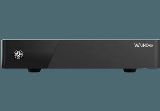 VU+ UNO 4K 1x DVB-C FBC HDTV DVB-C Receiver, Schwarz