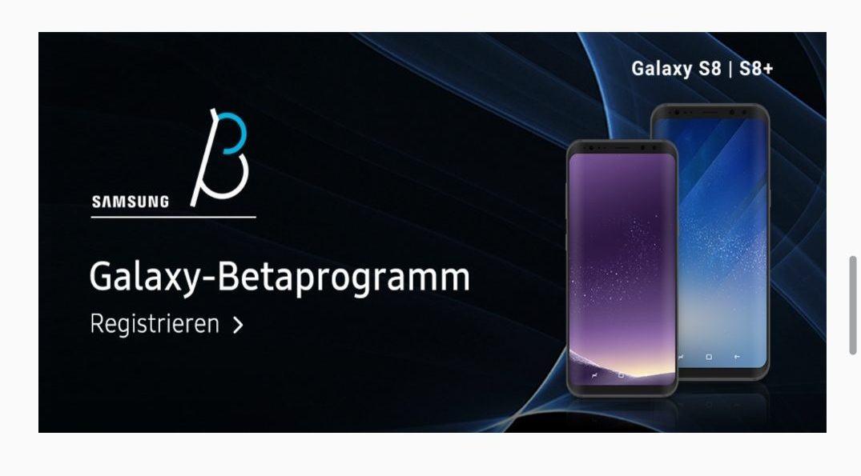 Überraschung: Samsung veröffentlicht Galaxy S8 (S8+) Android 8 Beta auch in Deutschland 2 techboys.de • smarte News, auf den Punkt! Überraschung: Samsung veröffentlicht Galaxy S8 (S8+) Android 8 Beta auch in Deutschland