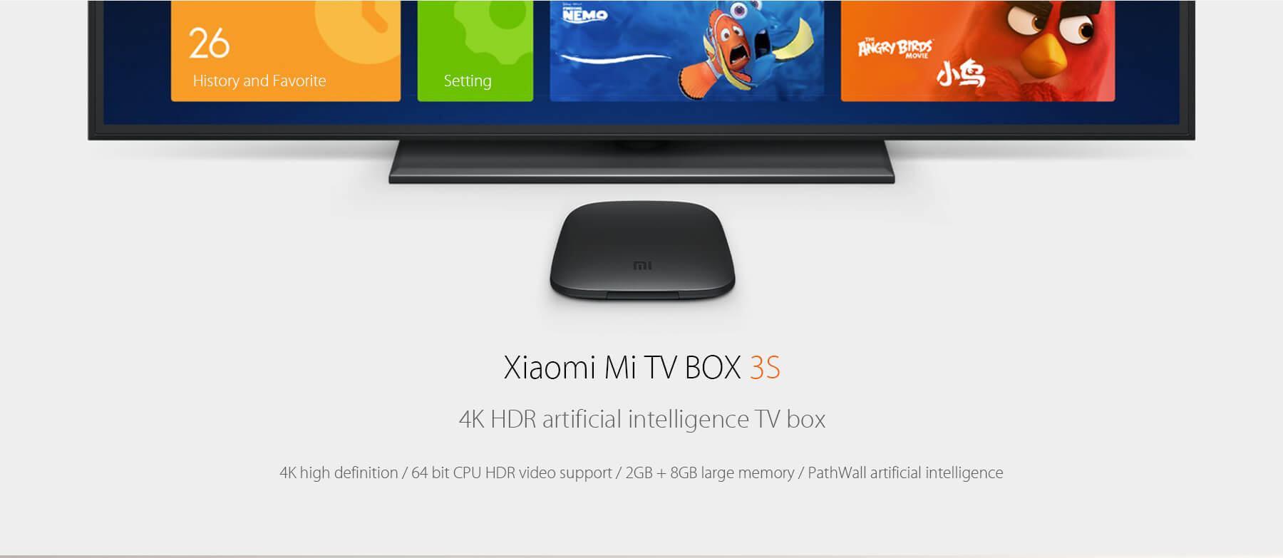 Xiaomi Mi Box Android Nougat Update (Beta): Feedback höchst unterschiedlich