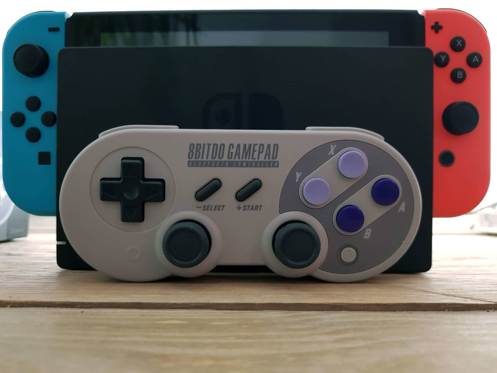 8Bitdo SN30 PRO Gamepad Test: Switch Controller im Retro Design 11