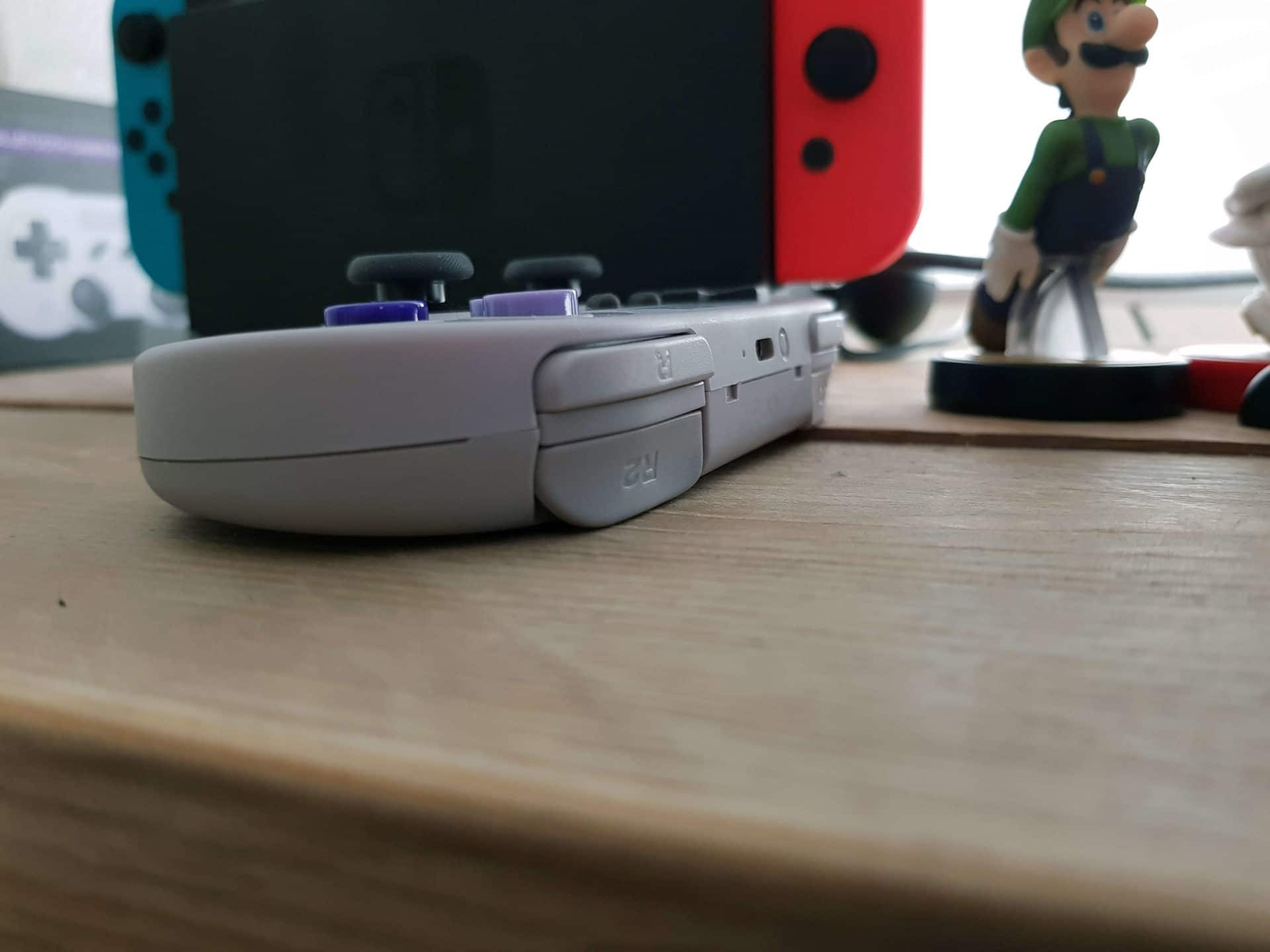 8Bitdo SN30 PRO Gamepad Test: Switch Controller im Retro Design 12