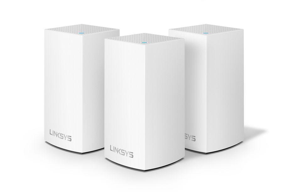WLAN-Mesh: günstige Linksys Velop-Variante vorgestellt
