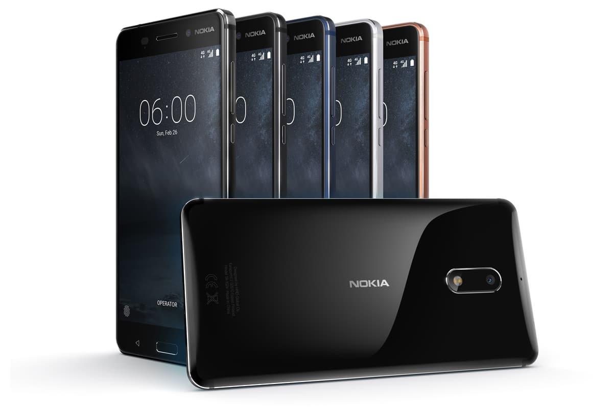 Nokia 6 2017 Android Oreo Update