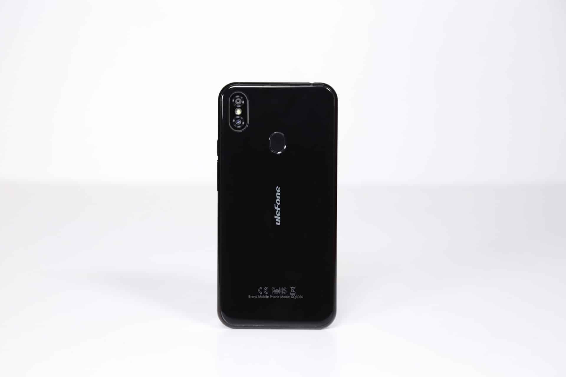 Ulefone X Design