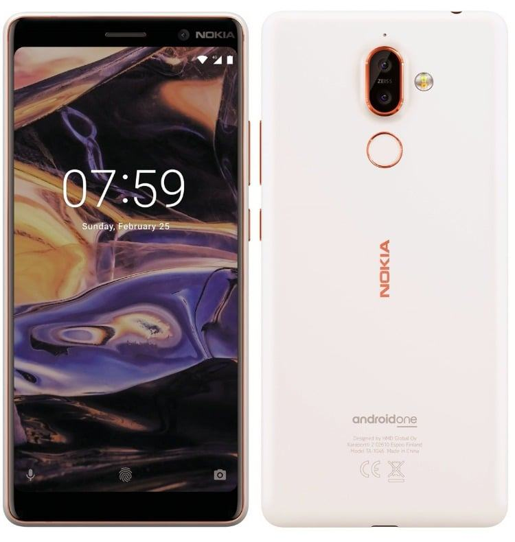 Nokia 7 Plus, Nokia 1: Android Go und Android One am Start?