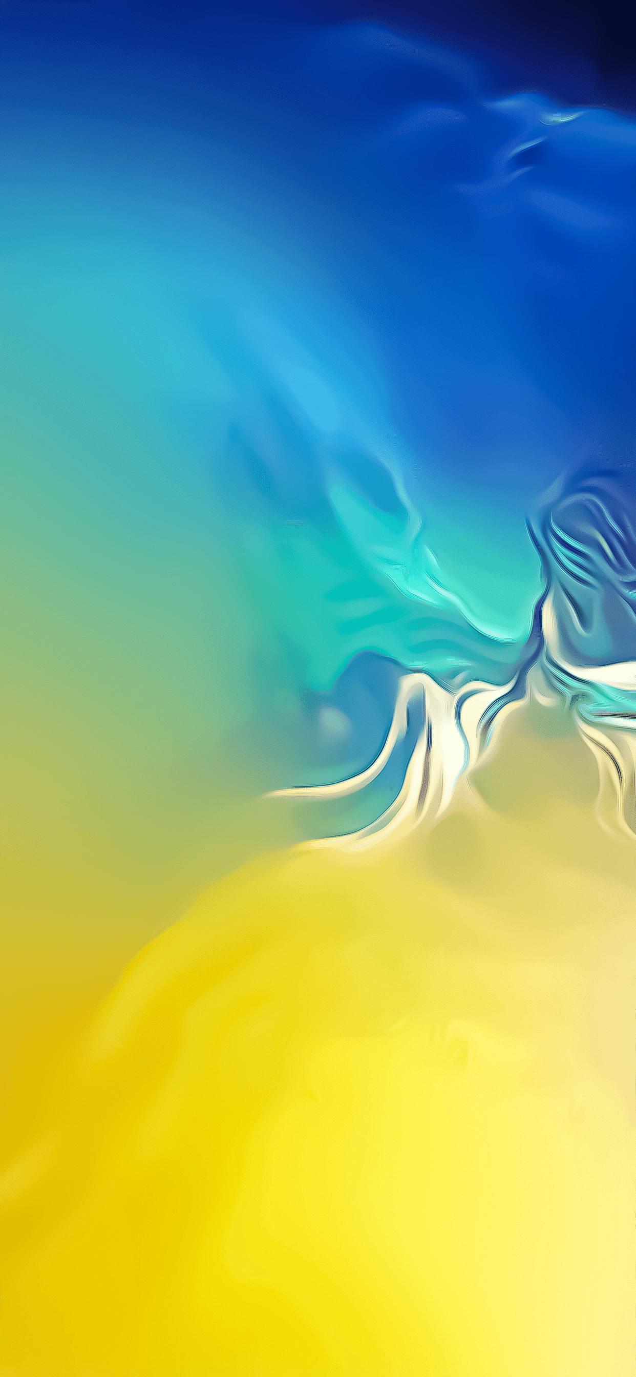 Samsung Galaxy S10 Hintergrund