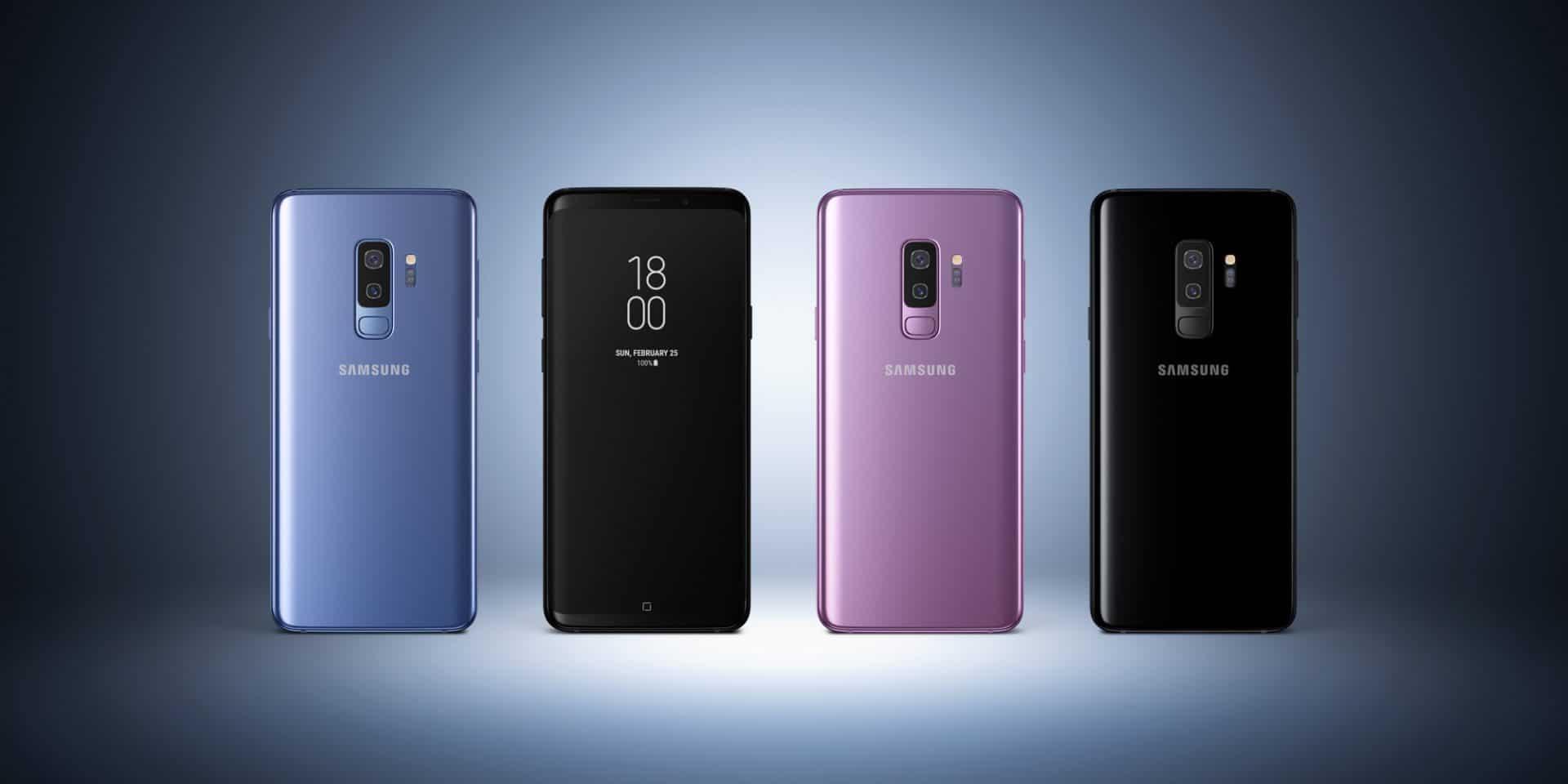 Galaxy S9 Display