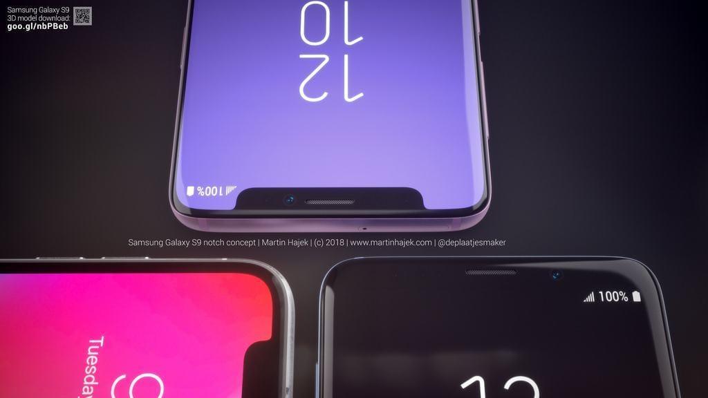 Galaxy S9 N: Der einzige gelungene iPhone X-Klon bleibt Konzept-Studie 6 techboys.de • smarte News, auf den Punkt! Galaxy S9 N: Der einzige gelungene iPhone X-Klon bleibt Konzept-Studie