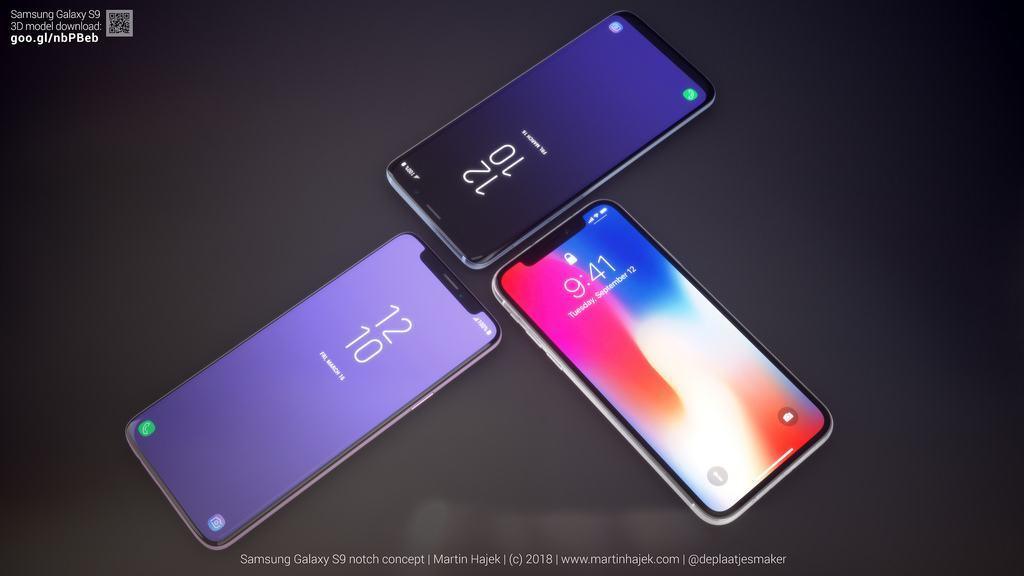 Galaxy S9 N: Der einzige gelungene iPhone X-Klon bleibt Konzept-Studie 19 techboys.de • smarte News, auf den Punkt! Galaxy S9 N: Der einzige gelungene iPhone X-Klon bleibt Konzept-Studie