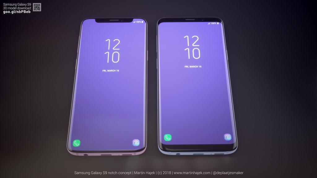 Galaxy S9 N: Der einzige gelungene iPhone X-Klon bleibt Konzept-Studie 21 techboys.de • smarte News, auf den Punkt! Galaxy S9 N: Der einzige gelungene iPhone X-Klon bleibt Konzept-Studie