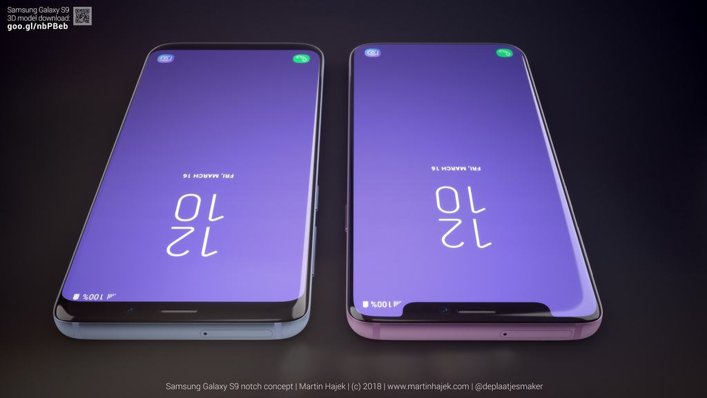 Galaxy S9 N: Der einzige gelungene iPhone X-Klon bleibt Konzept-Studie 23 techboys.de • smarte News, auf den Punkt! Galaxy S9 N: Der einzige gelungene iPhone X-Klon bleibt Konzept-Studie