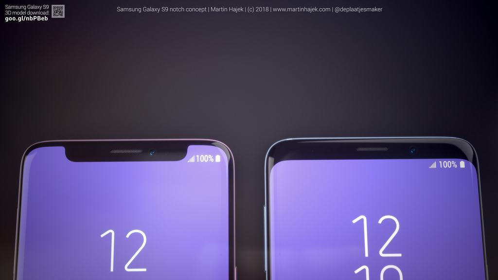 Galaxy S9 N: Der einzige gelungene iPhone X-Klon bleibt Konzept-Studie 25 techboys.de • smarte News, auf den Punkt! Galaxy S9 N: Der einzige gelungene iPhone X-Klon bleibt Konzept-Studie