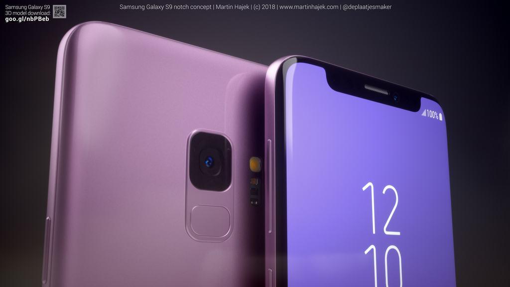Galaxy S9 N: Der einzige gelungene iPhone X-Klon bleibt Konzept-Studie 16 techboys.de • smarte News, auf den Punkt! Galaxy S9 N: Der einzige gelungene iPhone X-Klon bleibt Konzept-Studie