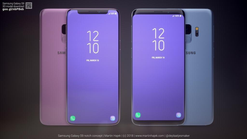 Galaxy S9 N: Der einzige gelungene iPhone X-Klon bleibt Konzept-Studie 4 techboys.de • smarte News, auf den Punkt! Galaxy S9 N: Der einzige gelungene iPhone X-Klon bleibt Konzept-Studie