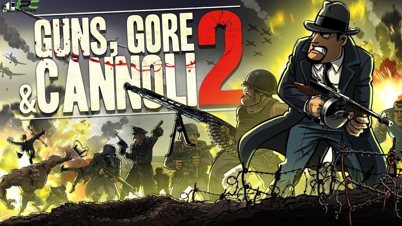 Guns, Gore & Cannoli 2 (Switch) befindet sich in der Entwicklung 1 techboys.de • smarte News, auf den Punkt! Guns, Gore & Cannoli 2 (Switch) befindet sich in der Entwicklung