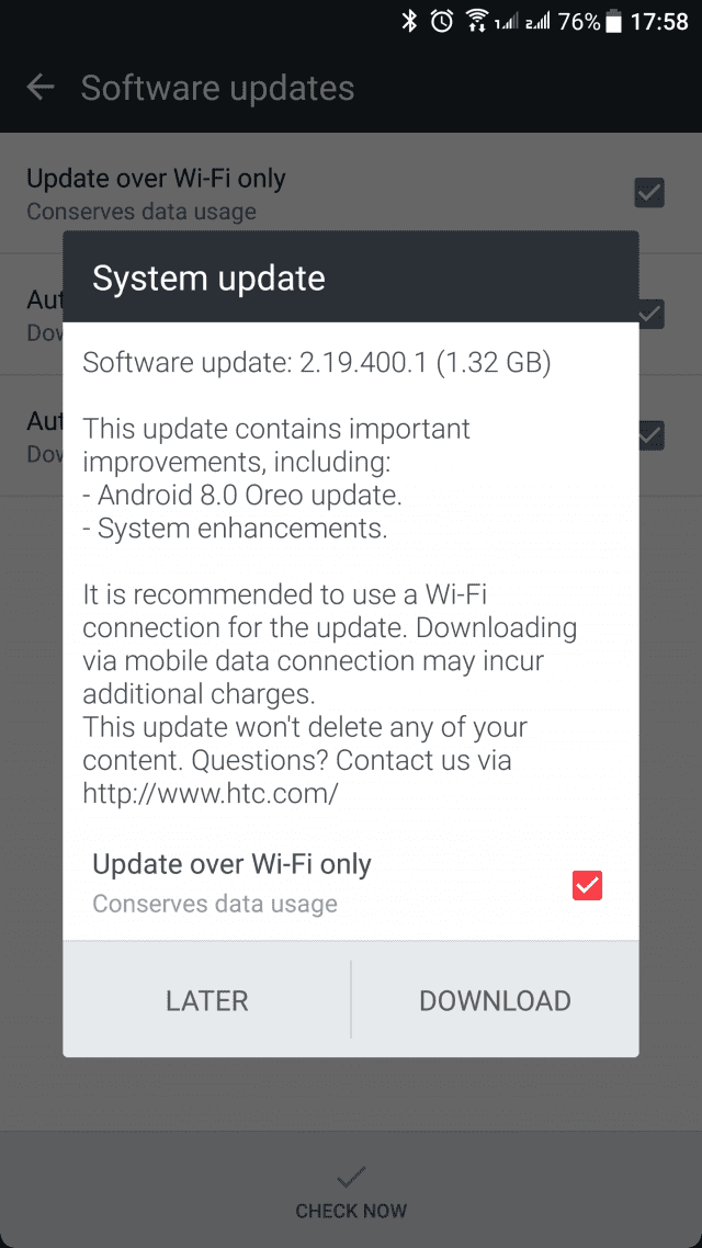 HTC U Ultra Update auf Android Oreo offenbar gestoppt 6 techboys.de • smarte News, auf den Punkt! HTC U Ultra Update auf Android Oreo offenbar gestoppt